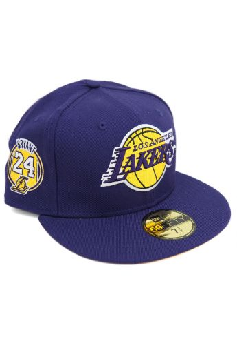 d26839ff36590 GORRA NEW ERA 59FIFTY Colección KOBE BRYANT Retirement II - 4 ...