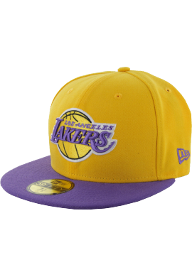GORRA NEW ERA 59FIFTY Los Ángeles Lakers