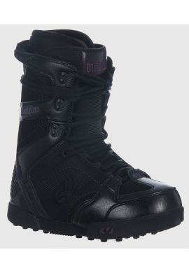 "BOTAS SNOWBOARD Thirty Two ""Prion"" Black/Purple"
