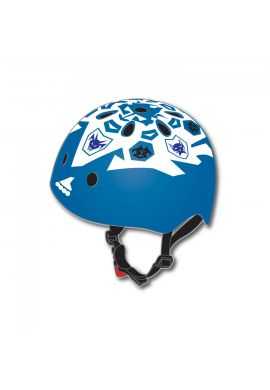 "CASCO Rollerblade Junior ""Twist"" Azul"