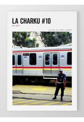 "REVISTA GRAFFITI ""La Charku Magazine"" nº 10"