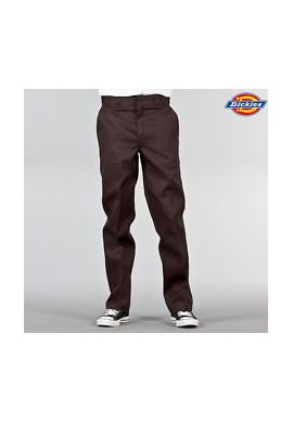 "Pantalón Chino Original 874 DICKIES ""Dark brown"""