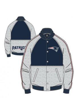 "Beisbolera algodón Majestic  ""New England Patriots"" MNP3774NL"