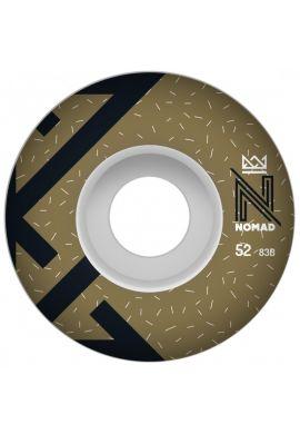 "Ruedas Skate NOMAD ""OG Logo Gold"""