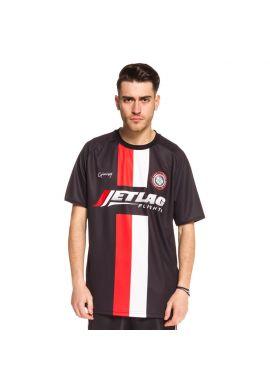 Camiseta Fútbol SOCCER Grimey X 187 VANDAL SPORT SOCCER SS18 BLACK