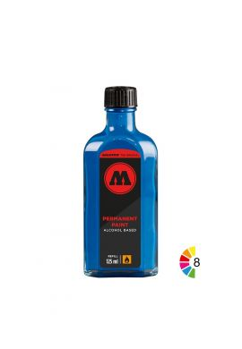 Tinta Permanente Base Alcohol MOLOTOW 125 mls