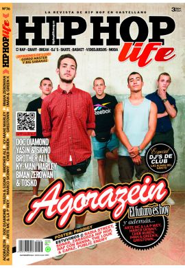 Revista HIP HOP LIFE Número 36