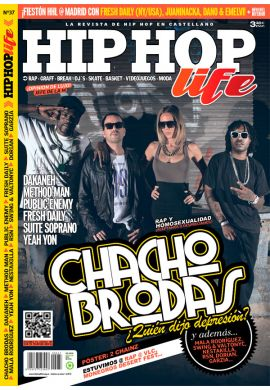 Revista HIP HOP LIFE Número 37
