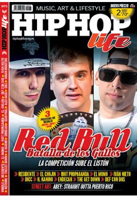 Revista HIP HOP LIFE Número 75
