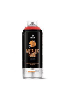 MONTANA PRO Pintura metalizada 400 mls