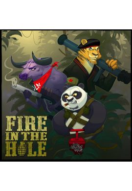 """Disco KILL PUERCO """"Fire in the hole"""""""