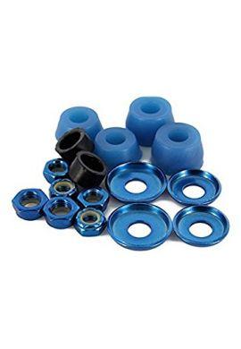 Tornillería azul Skateboard THUNDER