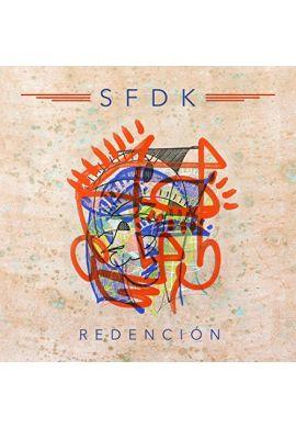"""Disco VINILO SFDK """"Redención"""""""