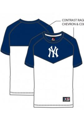 "Camiseta Majestic MNY4653WB ""New York Yankees"""