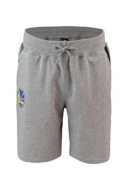 "Pantalones cortos algodón NEW ERA ""Golden State Warriors"" grey"