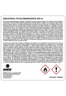 MONTANA Industrial Fotoluminiscente
