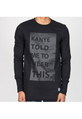 "CAMISETA ""KANYE TOLD ME"" SIXTH JUNE"