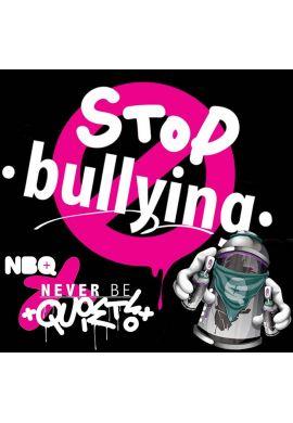 """Bote Edición Limitada NBQ """"Stop Bullying"""""""