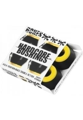 BONES BUSHINGS HARDCORE MEDIUM BLACK