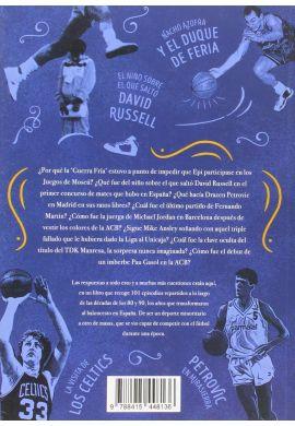 """Libro """"101 Historias del Boom del Basket Español"""""""