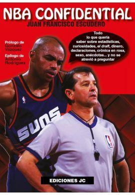"""Libro """"NBA Confidential"""""""