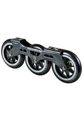 Guía Freeskate POWERSLIDE Megacruiser Black