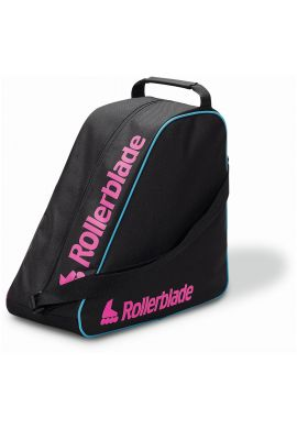 Bolsa Portapatines Rollerblade Classic Negro/Rosa