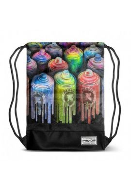 "Bolsa mochila PRO-DG ""Freestyle Colors"""
