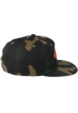 "Gorra DICKIES ""Oakland"" camo/orange"