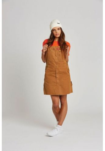 """Peto Chica DICKIES """"HOPEWELL"""" brown/duck"""