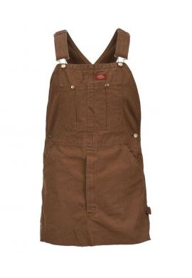 "Peto Chica DICKIES ""HOPEWELL"" brown/duck"