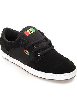 "Zapatillas DVS ""Quentin"" Black/Rasta"