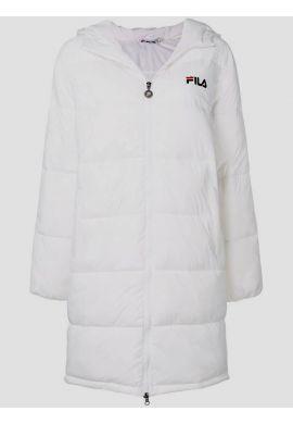"""Chaquetón chica FILA """"ZIA"""" long puff hood jacket"""