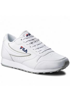 "Zapatillas FILA ""Orbit Low"" white"