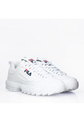 "Zapatillas FILA ""Disruptor Low"" white"
