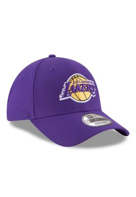 "Gorra NEW ERA 9Forty ""Lakers"" Purple"