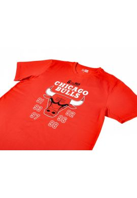 "Camiseta NEW ERA ""Chicago Bulls"" Champions tee"