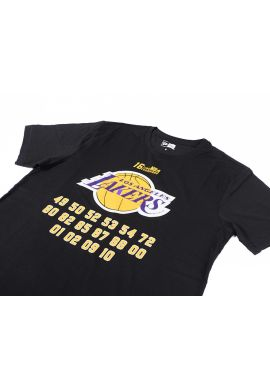 "Camiseta NEW ERA ""L.A. Lakers"" champions black"
