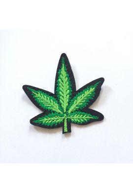 "Parche ""Hoja Marihuana"""