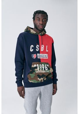 "Sudadera CAYLER & SONS ""Semi Box"" multicolor"
