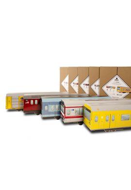 """Miniatura tren MTN """"Ny Subway"""" USA"""
