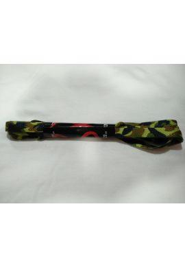 Cordones zapatillas 120 cms (Camuflaje militar verde)
