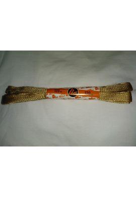 Cordones zapatillas 120 cms (Oro)