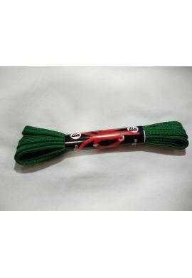 Cordones zapatillas 120 cms (Verde olivo)