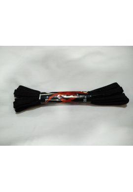 Cordones zapatillas 120 cms (negro)