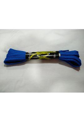 Cordones Zapas / Patines 150 cms (Azul eléctrico fluor)