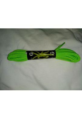 Cordones patines 240 cms (Verde fluor)