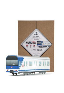 """Miniatura tren MTN """"Metro Madrid"""""""