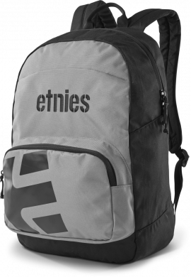 "Mochila ETNIES ""Locker"" Black / grey"