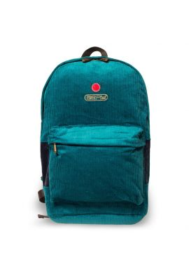 "Mochila GRIMEY ""Engineering Corduroy"" green"